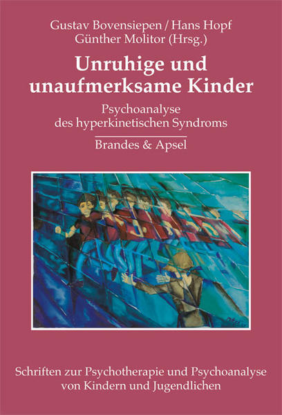 Unruhige Kinder als Buch
