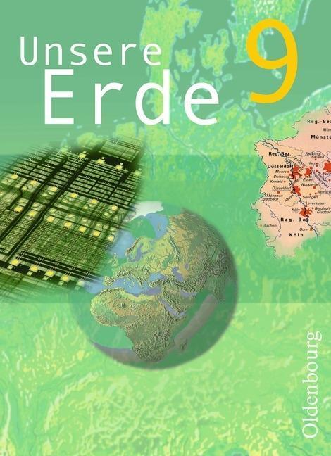 Unsere Erde. Ausgabe B. 9. Jahrgangsstufe als Buch