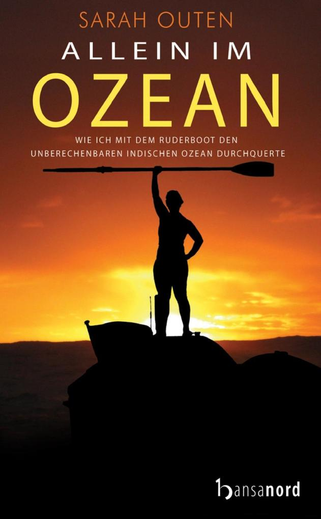 Allein im Ozean als Buch