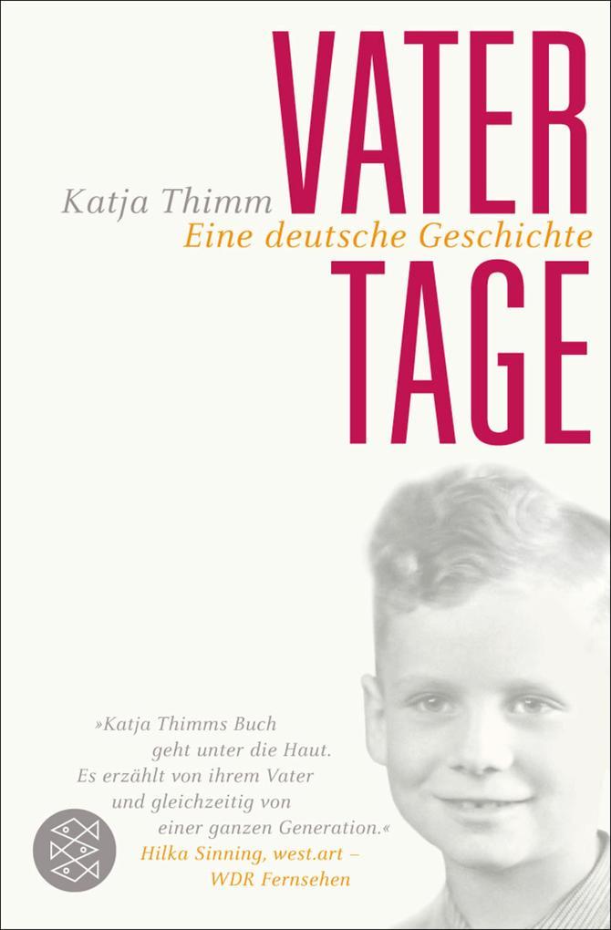 Vatertage als eBook von Katja Thimm