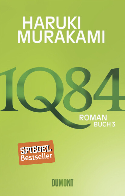 1Q84. Buch 3 als Buch