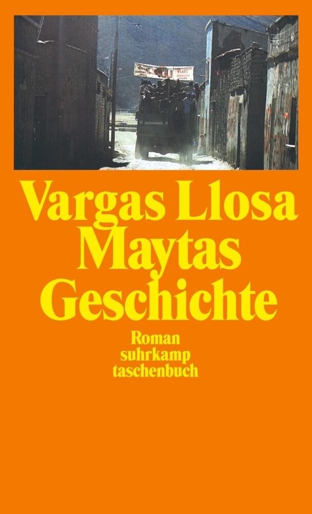 Maytas Geschichte als Taschenbuch