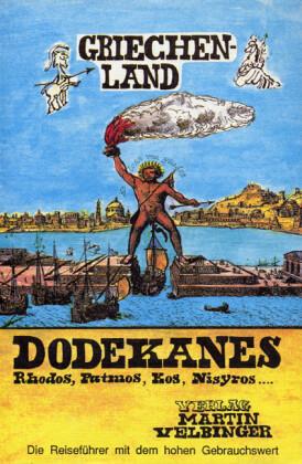 Griechenland / Dodekanes als Buch