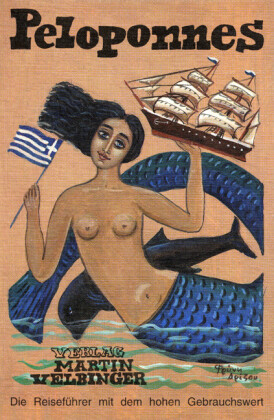 Griechenland / Peloponnes als Buch