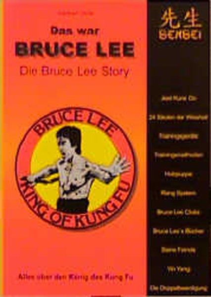 Das war Bruce Lee als Buch