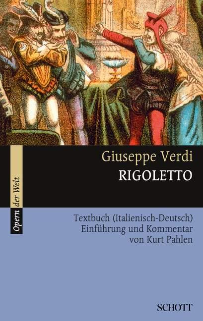 Rigoletto als Buch