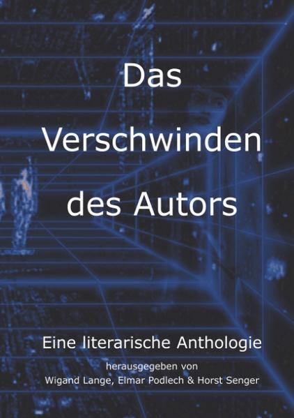 Das Verschwinden des Autors als Buch