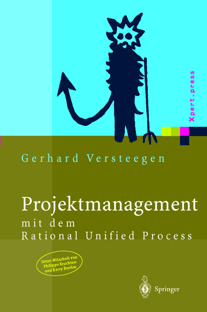 Projektmanagement mit dem Rational Unified Process als Buch