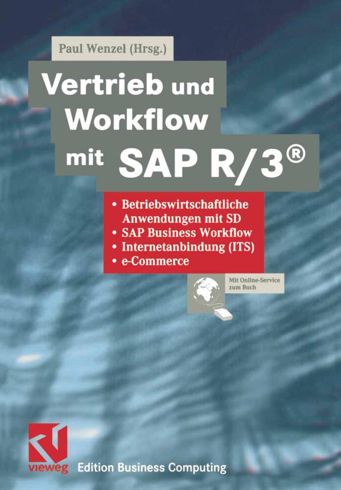 Vertrieb und Workflow mit SAP R/3® als Buch