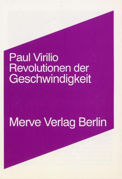 Revolutionen der Geschwindigkeit als Buch