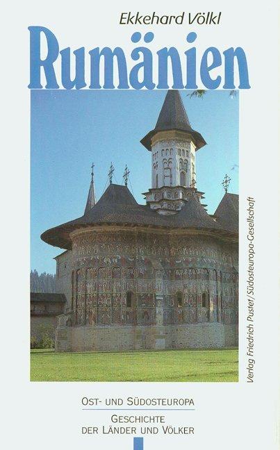 Rumänien als Buch