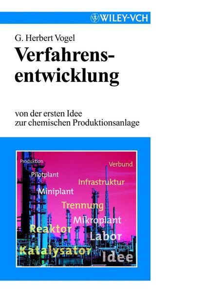 Verfahrensentwicklung als Buch