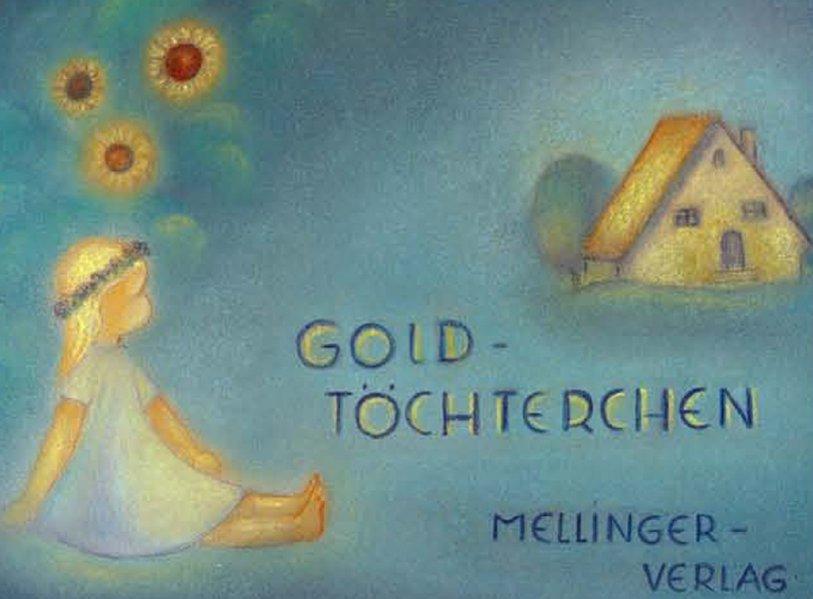 Goldtöchterchen als Buch