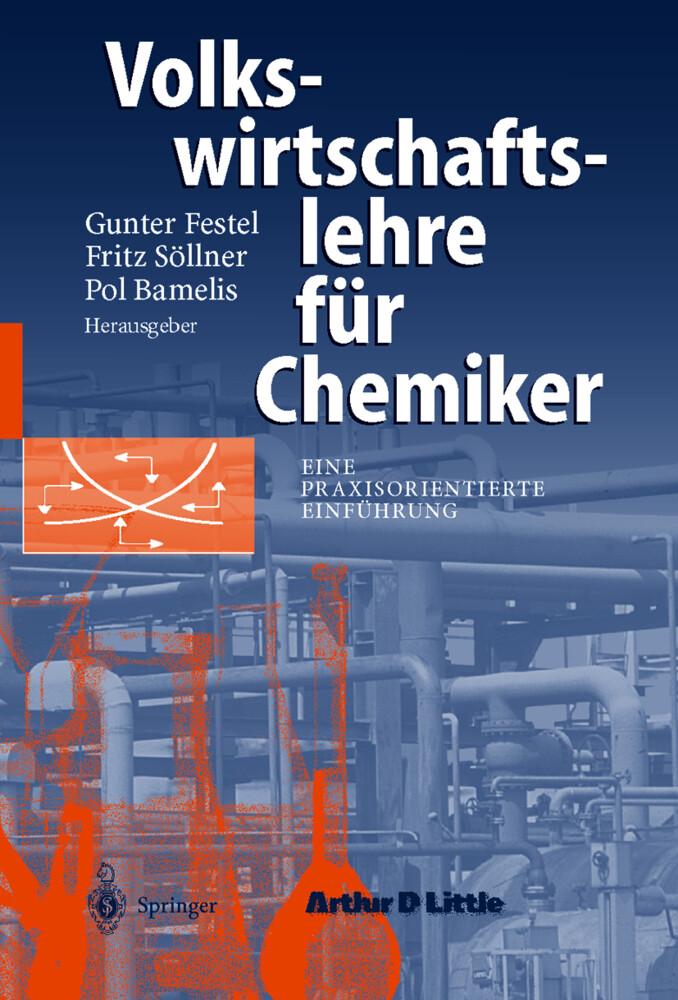 Volkswirtschaftslehre für Chemiker als Buch