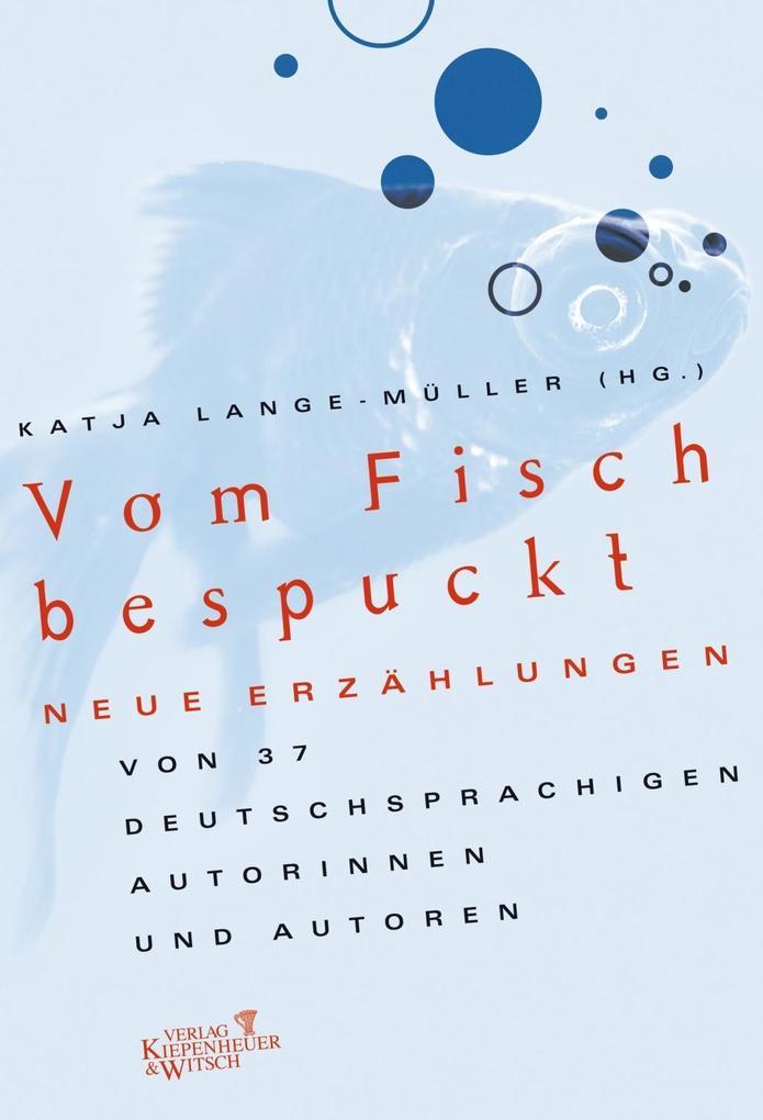 Vom Fisch bespuckt als Buch