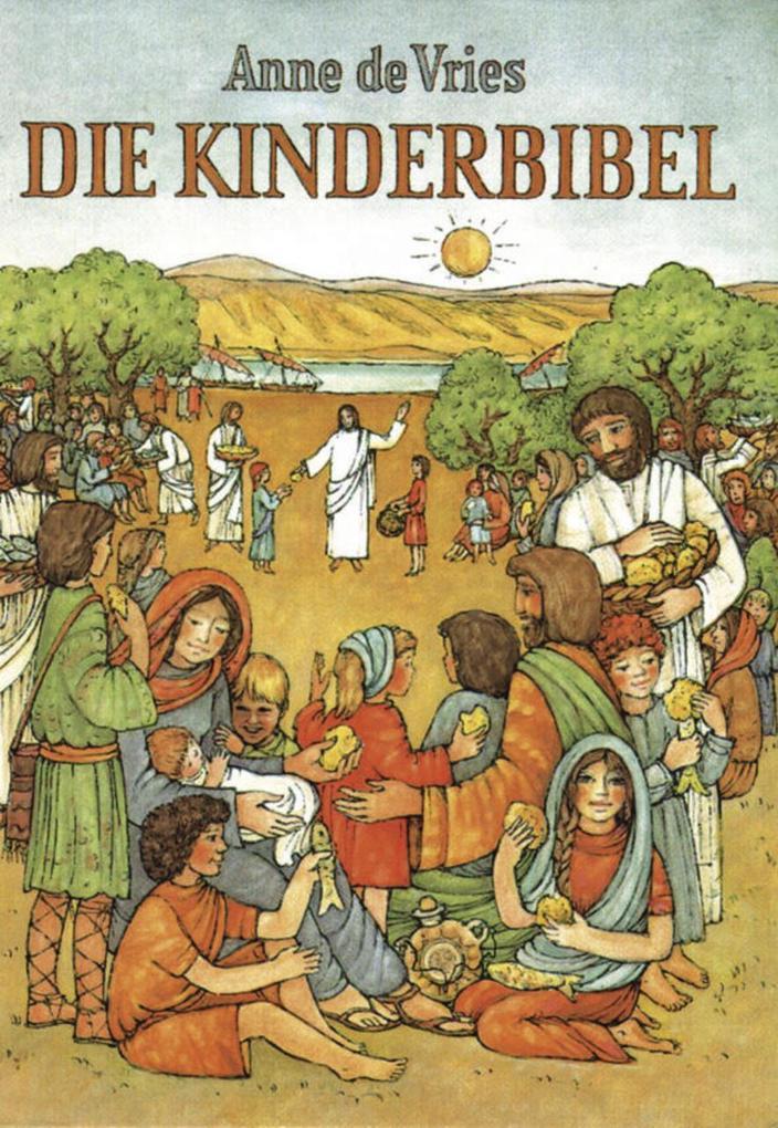Die Kinderbibel als Buch