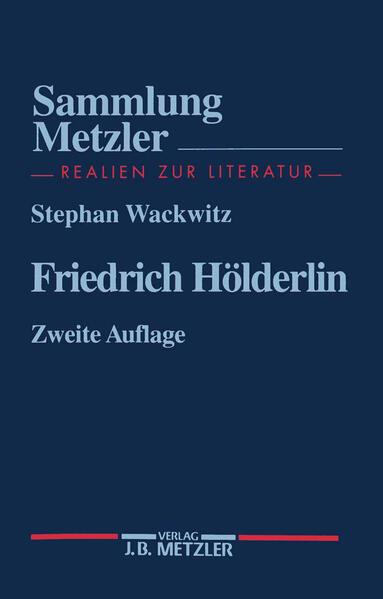 Friedrich Hölderlin als Taschenbuch