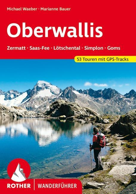 Wallis - Oberwallis als Buch