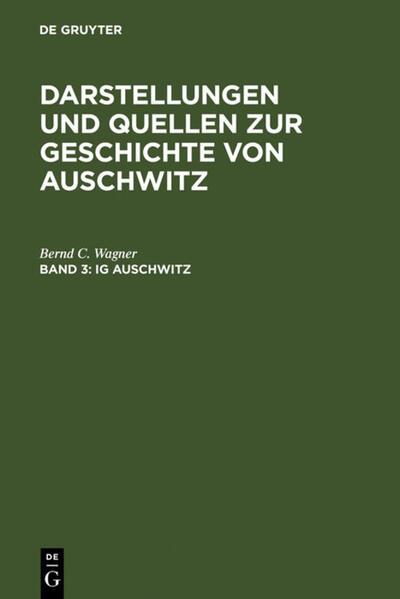 IG Auschwitz als Buch