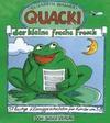 Quacki, der kleine, freche Frosch