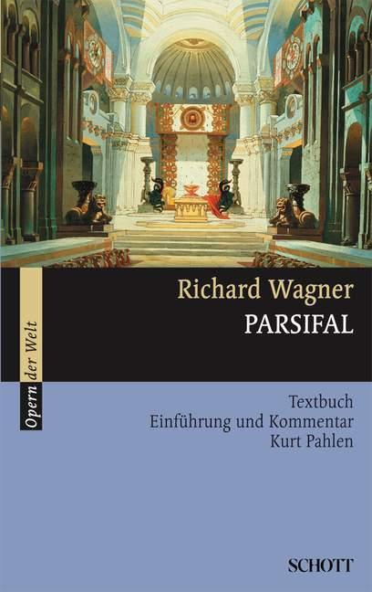 Parsifal als Buch