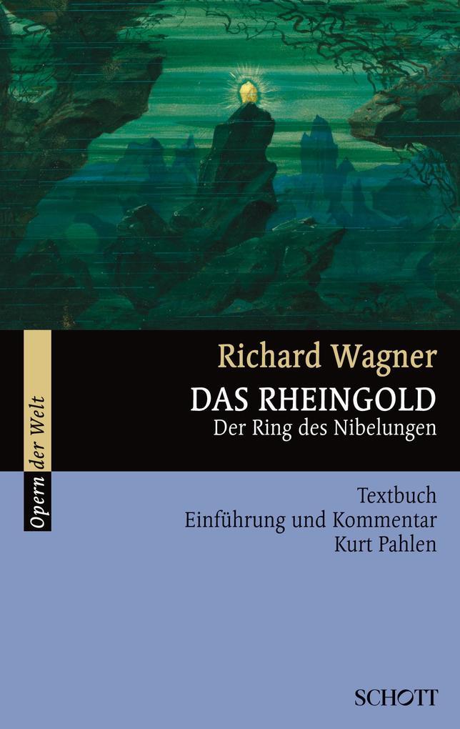 Das Rheingold als Taschenbuch