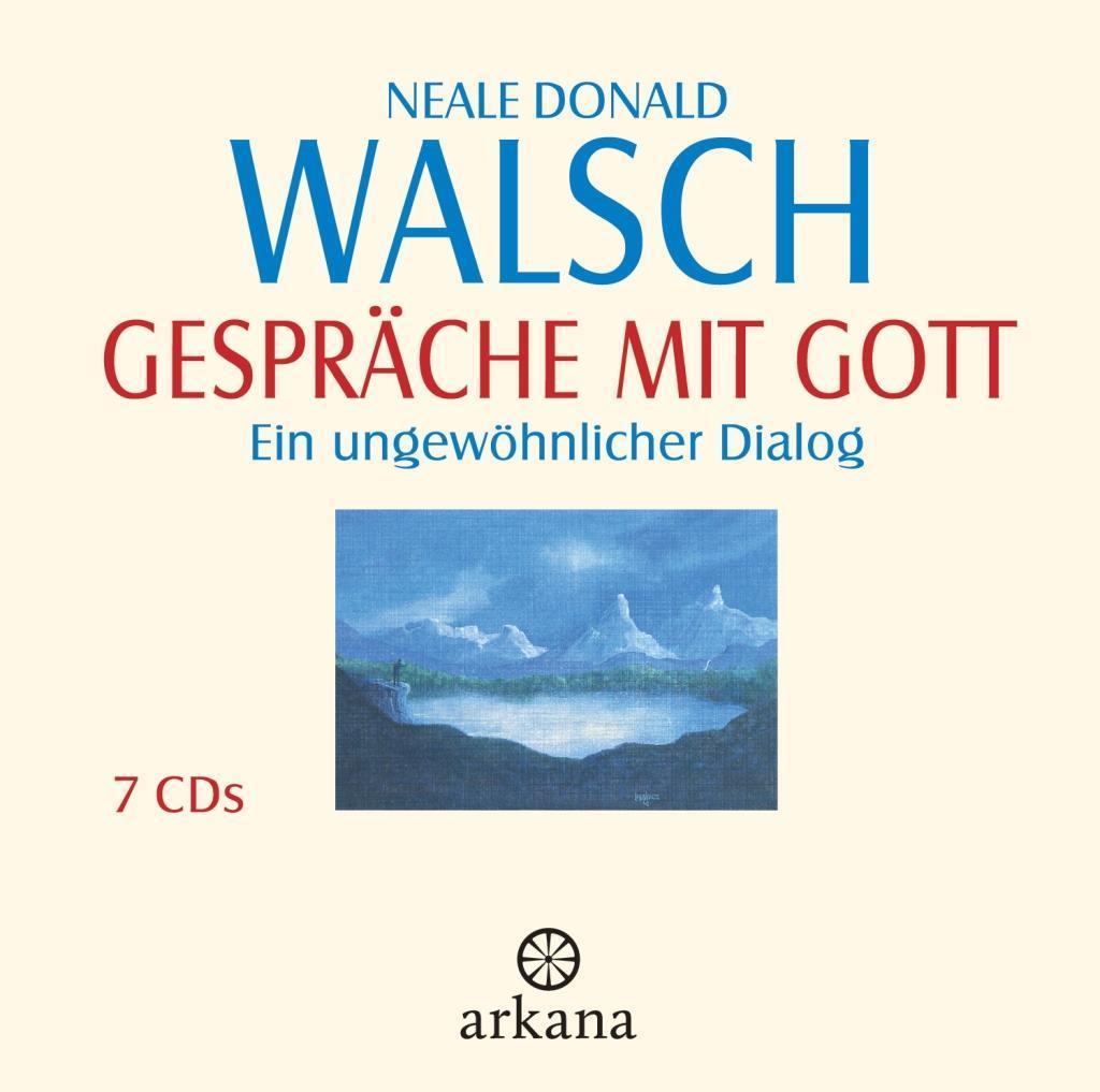 Gespräche mit Gott. 7 CDs als Hörbuch
