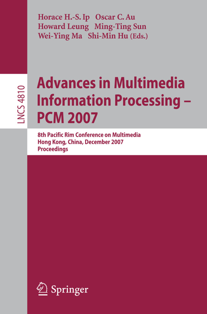 Advances in Multimedia Information Processing - PCM 2007 als Buch