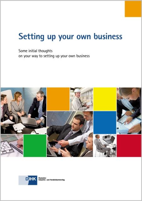 Setting up your own business als eBook