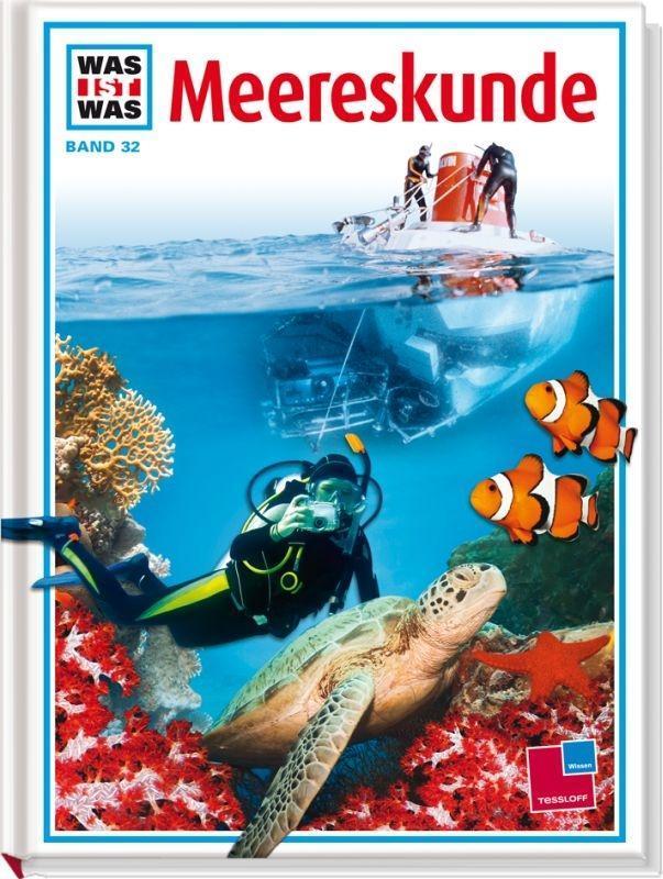 Was ist Was. Meereskunde als Buch