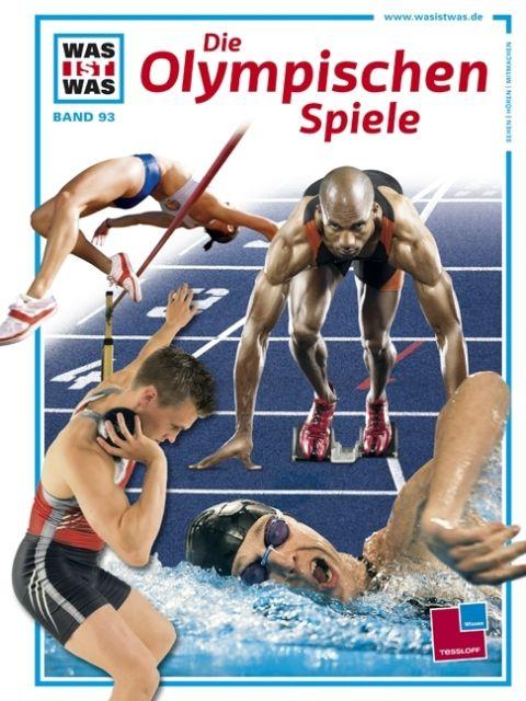 Wimmert, D: WiW Olympischen Spiele als Buch