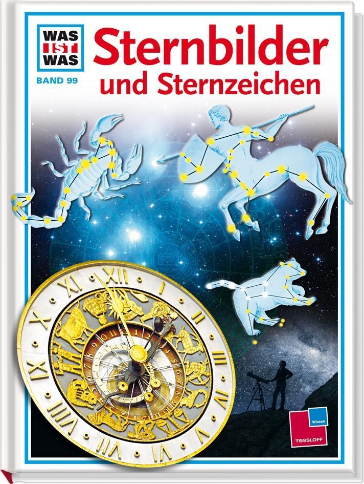 Was ist Was. Sternbilder und Sternzeichen als Buch