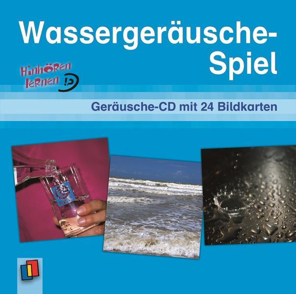 Wassergeräusche-Spiel. Water Sounds. CD als Hörbuch