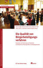Qualitätssicherung in der informellen Bürgerbeteiligung