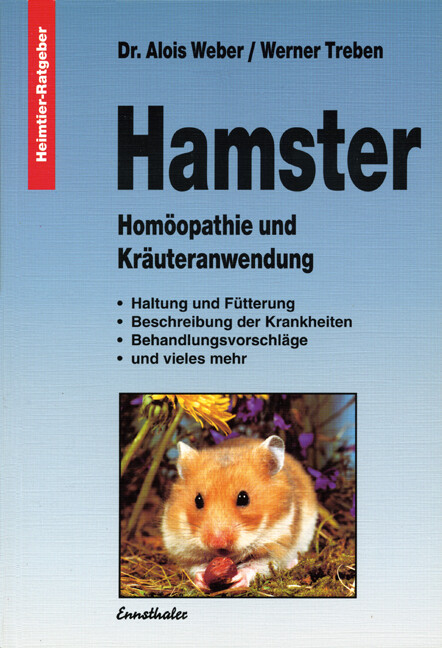Hamster als Buch