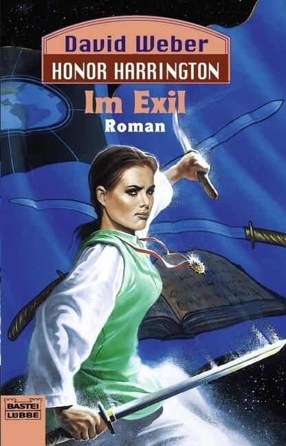 Honor Harrington 5. Im Exil als Taschenbuch