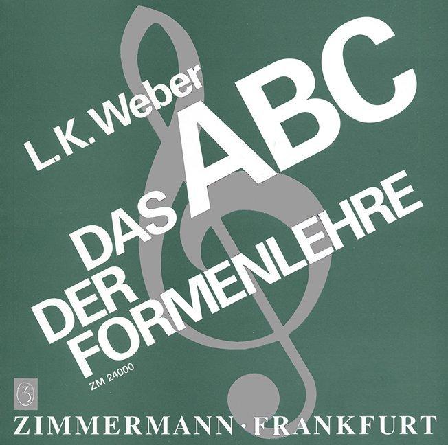 Das ABC der Formenlehre als Buch