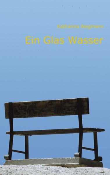Ein Glas Wasser als Buch