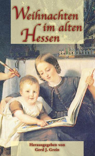 Weihnachten im alten Hessen als Buch