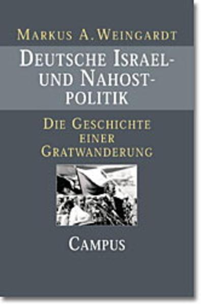 Deutsche Israel- und Nahostpolitik als Buch