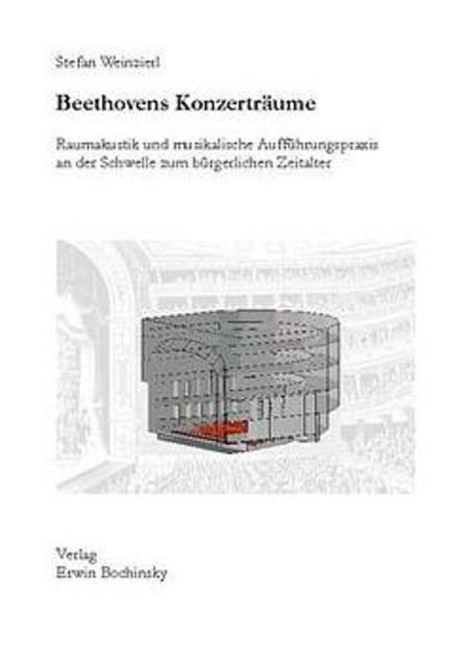 Beethovens Konzerträume als Buch