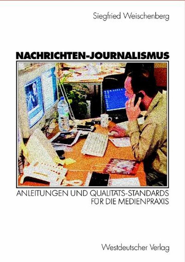 Nachrichten-Journalismus als Buch