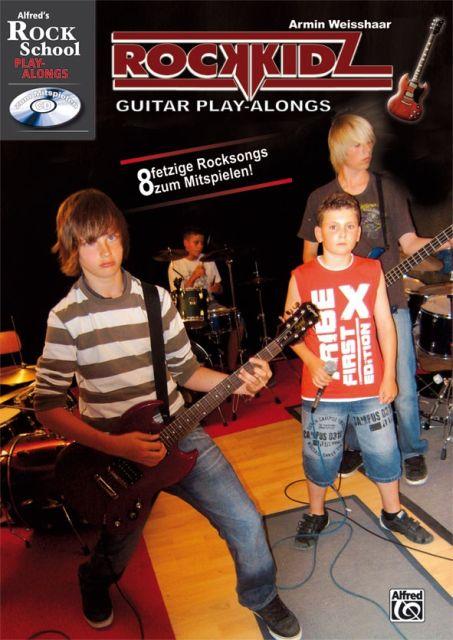 Rockkidz Guitar Play-alongs