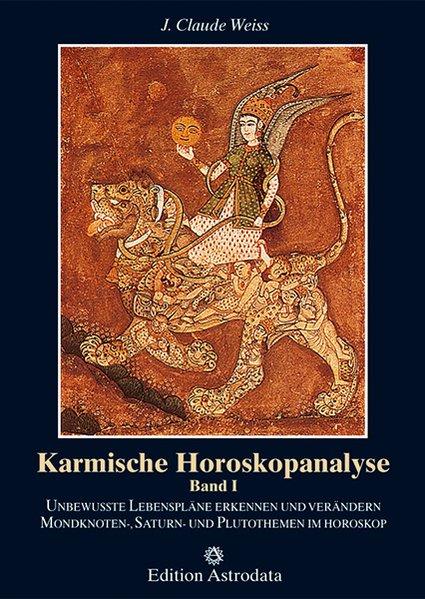 Karmische Horoskopanalyse als Buch