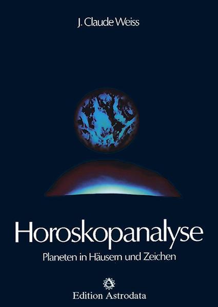 Horoskopanalyse I als Buch