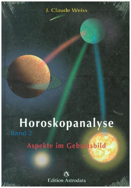 Horoskopanalyse II als Buch