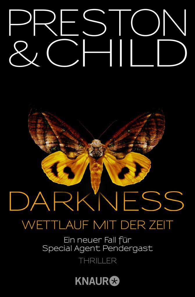 Darkness - Wettlauf mit der Zeit als eBook