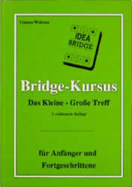Bridge-Kursus als Buch