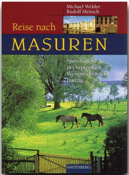 Reise nach Masuren als Buch