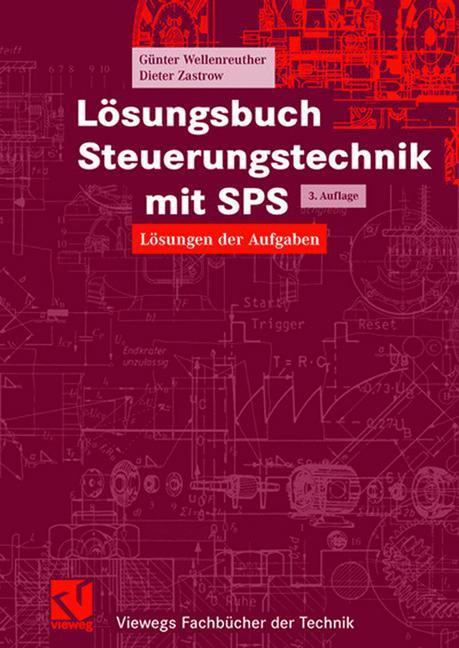 Lösungsbuch Steuerungstechnik mit SPS als Buch